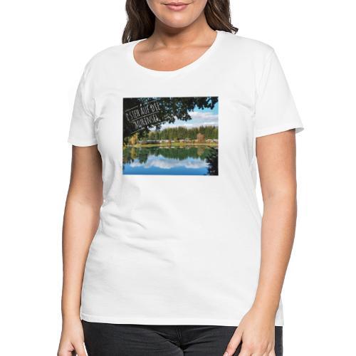 Murinsel - Frauen Premium T-Shirt