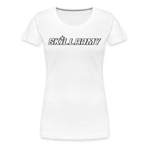 Skill T-Shirt - T-shirt Premium Femme