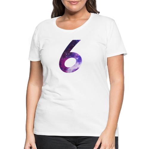 GaLaX6-RP - T-shirt Premium Femme