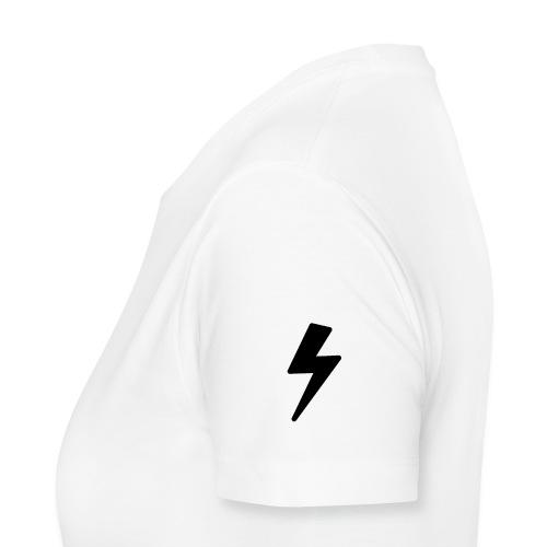 INIZED LIGHTNING - Dame premium T-shirt