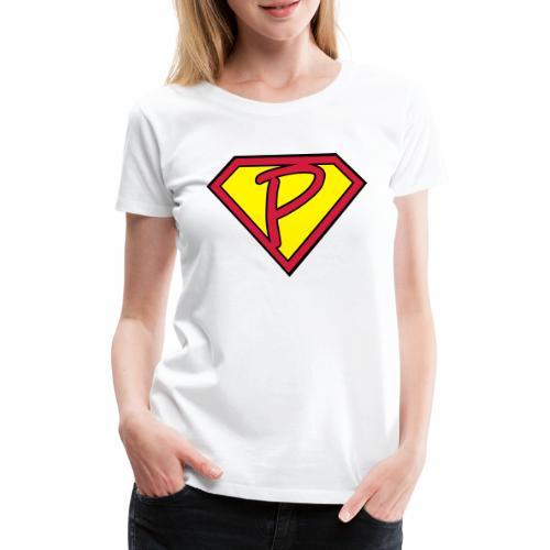 superp 2 - Frauen Premium T-Shirt