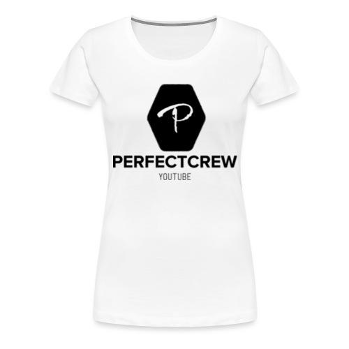 Hoodie vrouwen PerfectCrew - Vrouwen Premium T-shirt