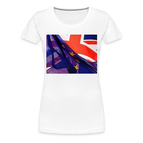 Europa exit - Maglietta Premium da donna