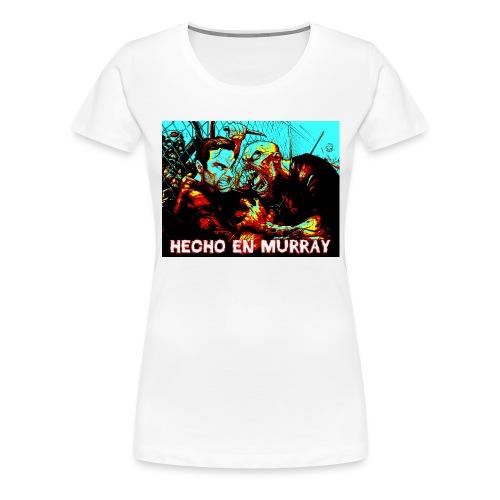 murray - Camiseta premium mujer