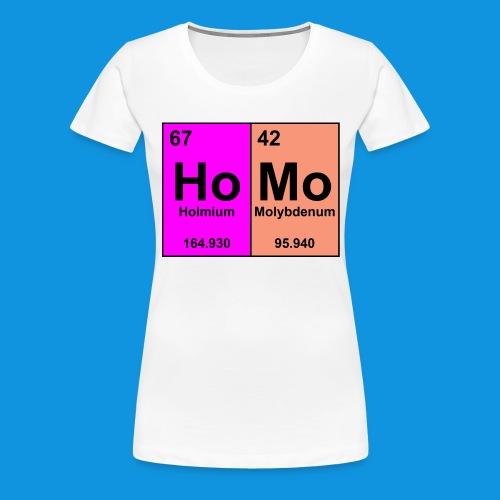 HoMo Tee - Women's Premium T-Shirt