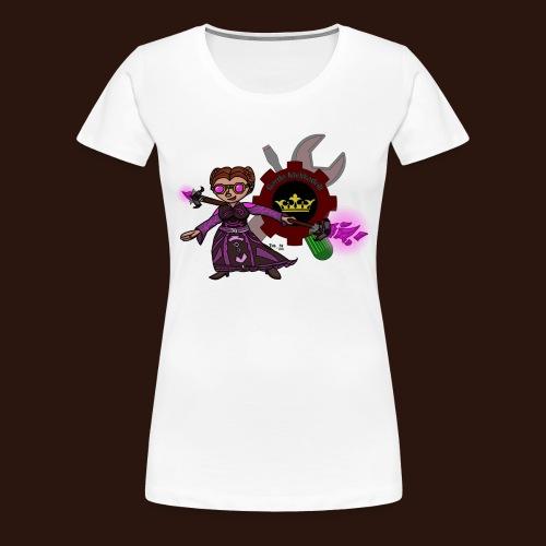 Gardelogo farbe png - Frauen Premium T-Shirt