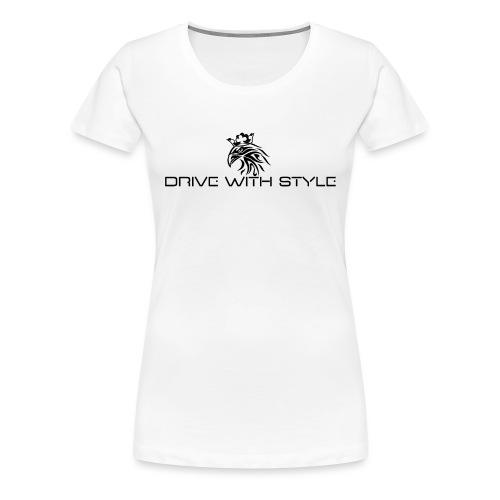 Edition Griffon - T-shirt Premium Femme