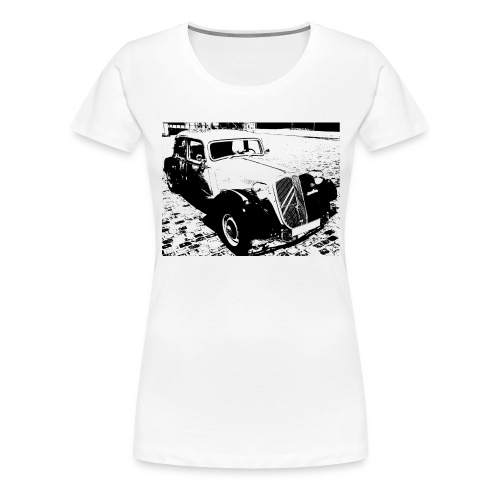 11CV - Frauen Premium T-Shirt