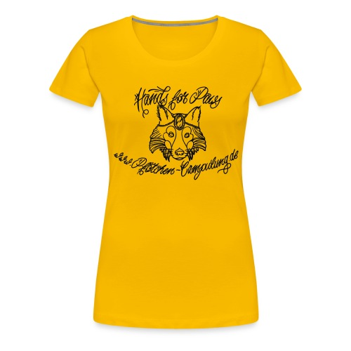 campulung vektor - Frauen Premium T-Shirt