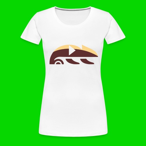 PlayButton Outback - Women's Premium T-Shirt