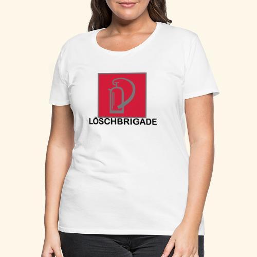 loeschbrigade2 - Frauen Premium T-Shirt