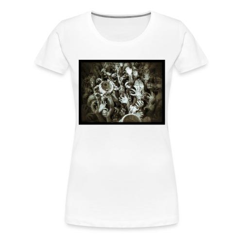 Hell Hands - Maglietta Premium da donna
