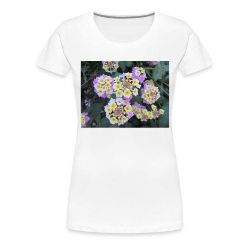 Flower power Nº8 - Camiseta premium mujer