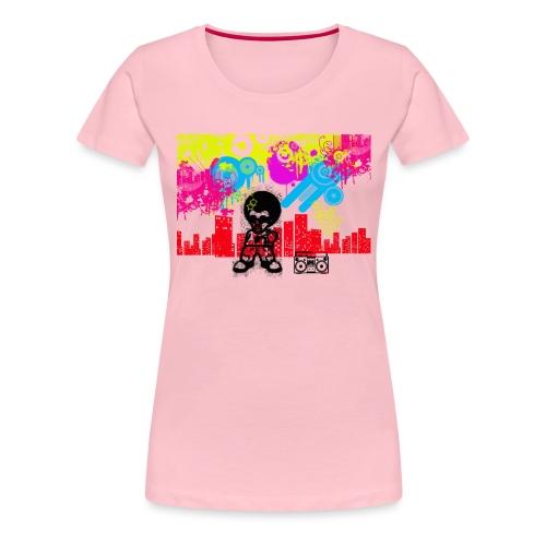 T-Shirt Happiness Uomo 2016 Dancefloor - Maglietta Premium da donna