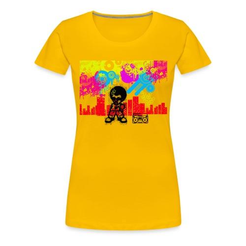 Borse personalizzate con foto Dancefloor - Maglietta Premium da donna
