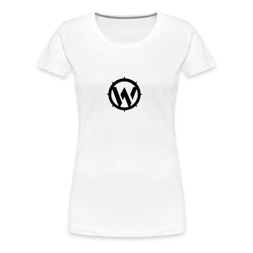 WLYP Blue/White Sports Jacket - Women's Premium T-Shirt