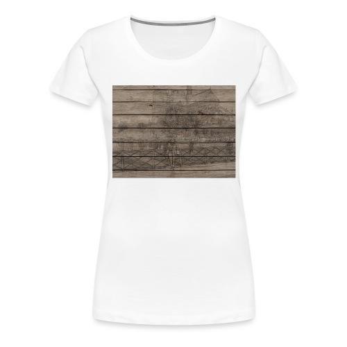 parigi_notredame - Maglietta Premium da donna