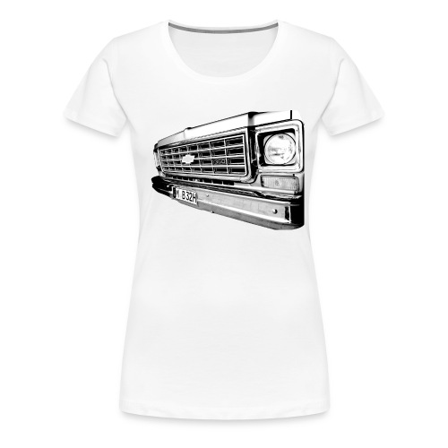 Chevy - Frauen Premium T-Shirt