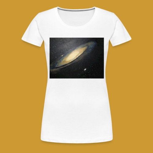 Andromeda - Mark Noble Art - Women's Premium T-Shirt