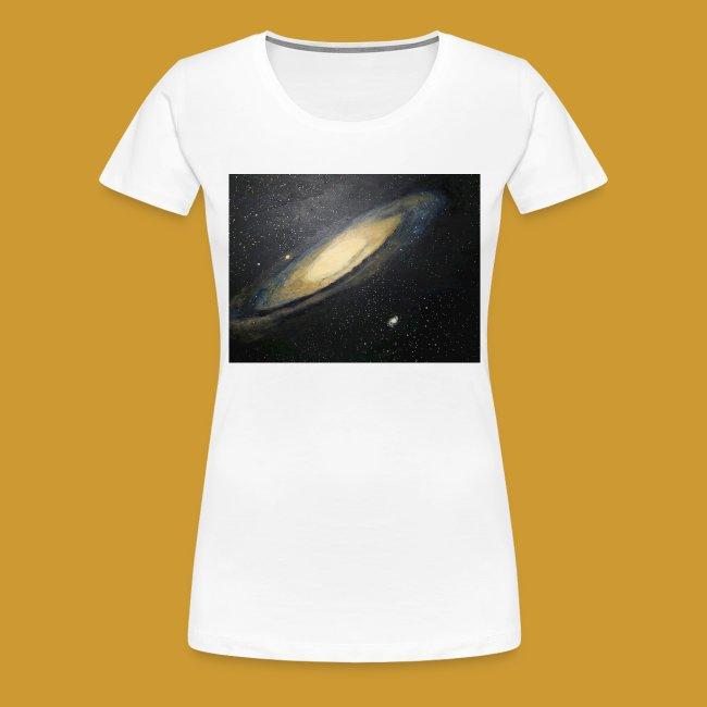 Andromeda - Mark Noble Art
