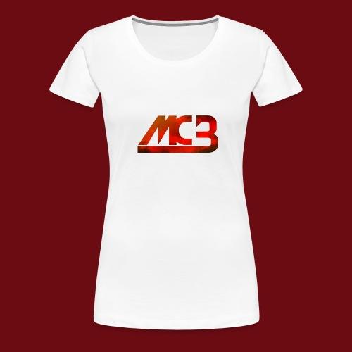 MCB rompertje - Vrouwen Premium T-shirt