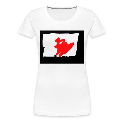 new Idea 131065762 - Frauen Premium T-Shirt