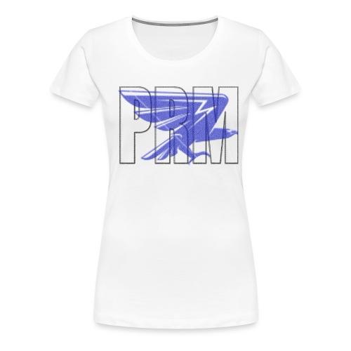 PRM BIG EAGLE - T-shirt Premium Femme