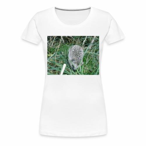 DSCN4552 - Dame premium T-shirt