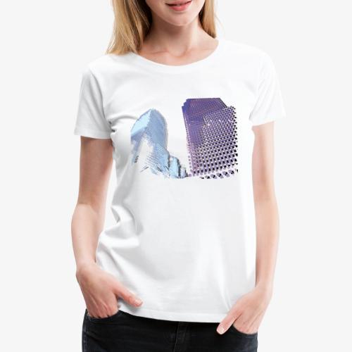 Landscape blu - Maglietta Premium da donna
