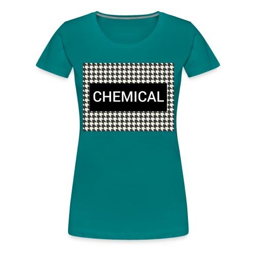 CHEMICAL - Maglietta Premium da donna