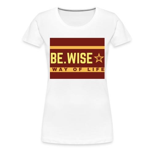 Cool slogan - T-shirt Premium Femme