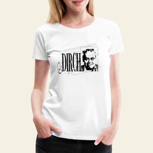 dirch - Dame premium T-shirt