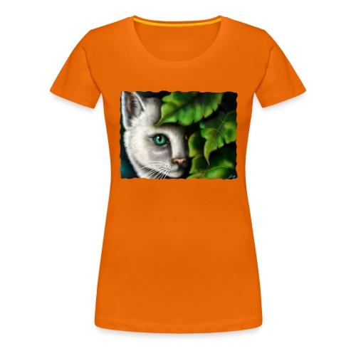 Gatto Shiva - Maglietta Premium da donna