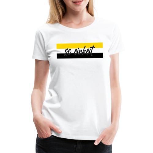 #SCE21 - Frauen Premium T-Shirt