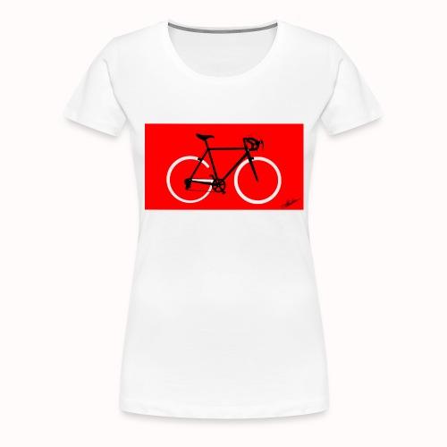 GO - Women's Premium T-Shirt