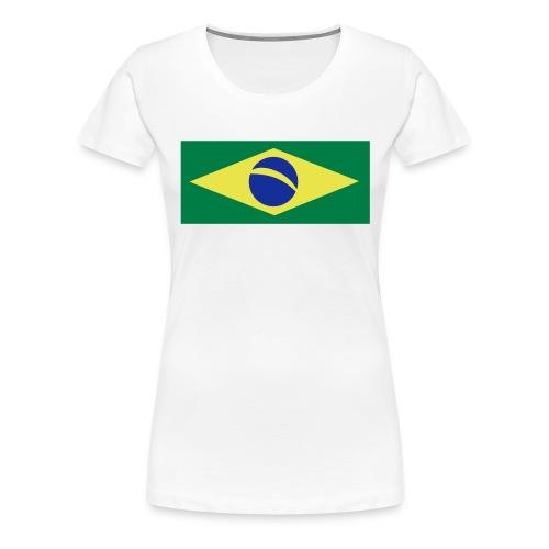 Braslien - Frauen Premium T-Shirt