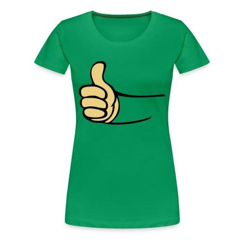 Vault - Vrouwen Premium T-shirt