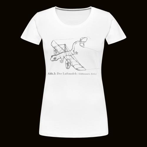 Luftmolch - Frauen Premium T-Shirt