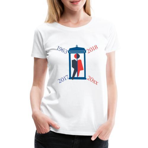 Mr or Ms Who - Women's Premium T-Shirt