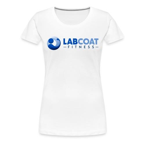 LabcCoat Logo RGB - Vrouwen Premium T-shirt