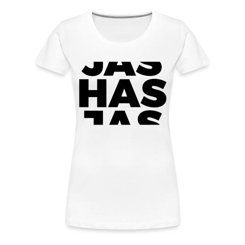 JasHasJas - Vrouwen Premium T-shirt