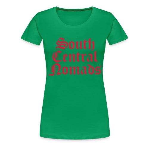 South Central Nomads - Frauen Premium T-Shirt