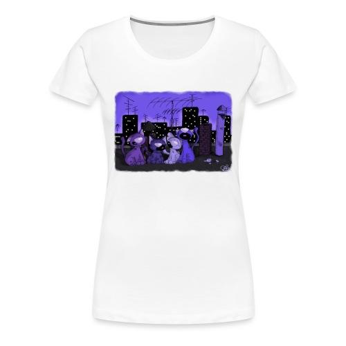 Concerto grosso - Frauen Premium T-Shirt