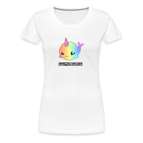 Unicorn Merch - Frauen Premium T-Shirt
