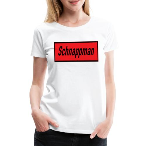 Schnappman - Frauen Premium T-Shirt