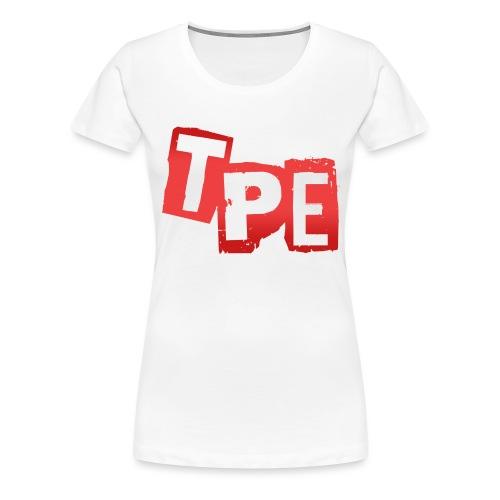 TPE iPhone6/6s Plus skal - Premium-T-shirt dam