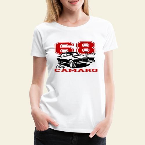 68 camaro sixty eight - Dame premium T-shirt