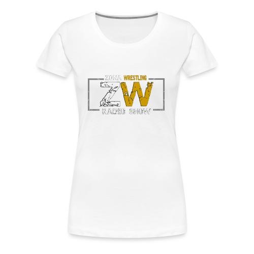ZW AE - Maglietta Premium da donna