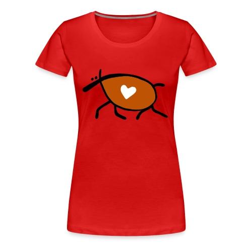 Otus - Naisten premium t-paita