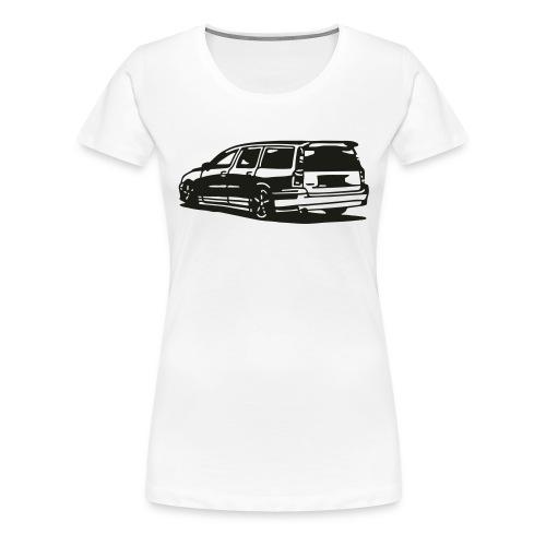 volvo_v70iis - Frauen Premium T-Shirt